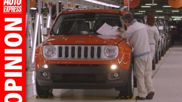 Jeep factory OPINION
