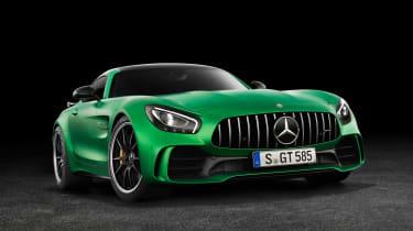 Mercedes-AMG GT R - front studio
