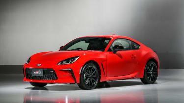 New Toyota GR86 sports car revealed