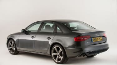 Used Audi A4 - rear