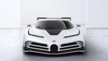 Bugatti Centodieci - full front