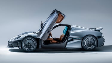 Rimac C_Two - doors