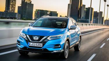 New Nissan Qashqai 2017