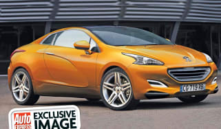 Peugeot 208 Coupe