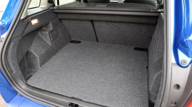 Renault Clio Sport Tourer boot