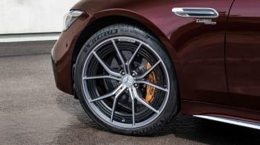 Mercedes-AMG GT 4-Door 2021 facelift - wheel