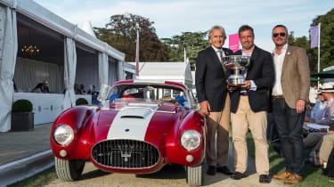 Salon Prive 2016 Maserati A6 GCS