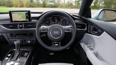Audi A7 - interior