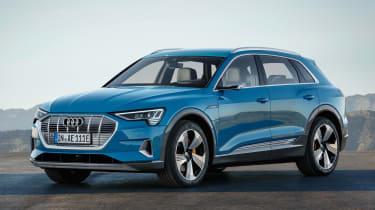 Audi e-tron - front/side