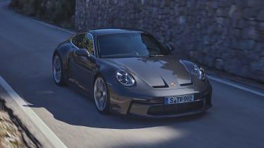 Porsche 911 GT3 Touring - above