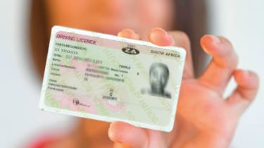 South African driving licence
