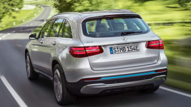 Mercedes GLC F-Cell - rear