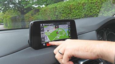 Mazda CX-5 - Navigation System