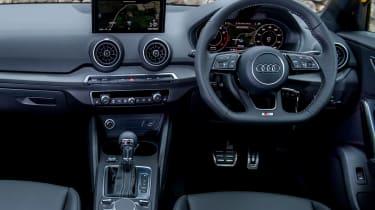Audi Q2 1.4 TFSI - dash