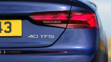 Audi A5 Sportback - 40 FTSI badge