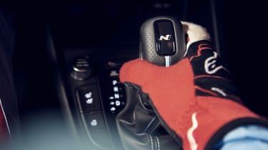 Hyundai Kona N - transmission