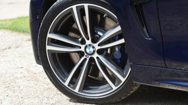 BMW 440i M Sport - wheel