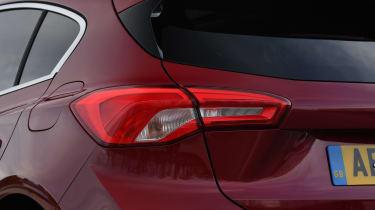 Ford Focus Vignale - rearlight