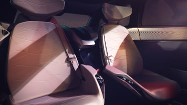 Volkswagen ID. Roomzz - seats