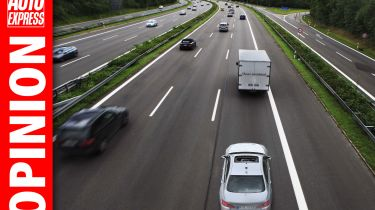 Opinion - motorway