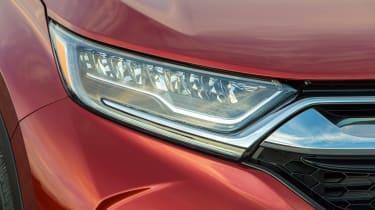 New Honda CR-V - front light detail