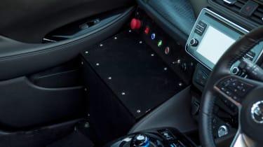 Nissan Re-Leaf - passenger