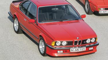 Best BMW M cars ever - M635 CSi