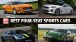 Best four-seat sports cars 2020 - header