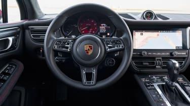 Porsche Macan GTS - cabin