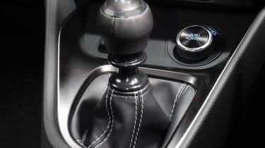 Toyota GR Yaris - transmission