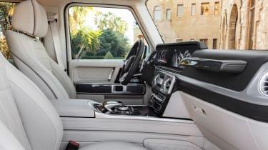 New Mercedes-AMG G 63 - interior