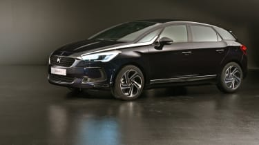 DS 5 facelift