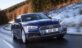Audi A5 Sportback - front