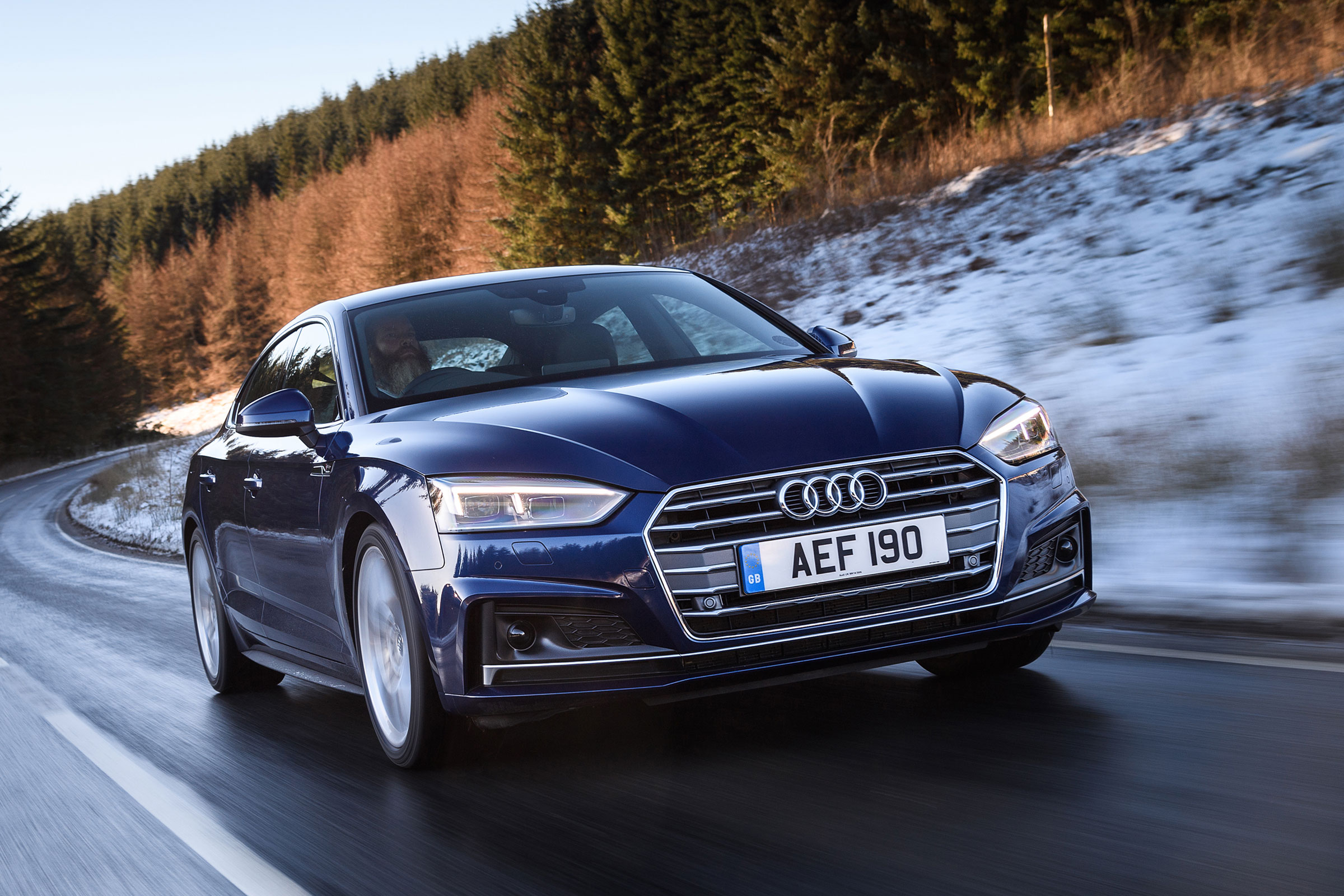 Kelebihan Audi A5 Sport Review
