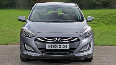 Used Hyundai i30 - full front