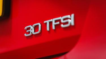 Audi A1 - 30 TFSI badge