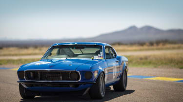 Mustang Trans Am  - RM Sotheby's