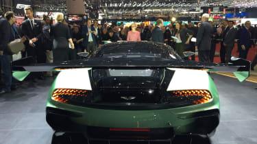 Aston Martin Vulcan at Geneva