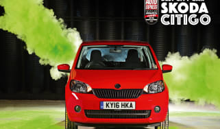 New Car Awards 2016: City Car of the Year - Skoda Citigo