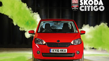 New Car Awards 2016: City Car of the Year - Skoda Citigo