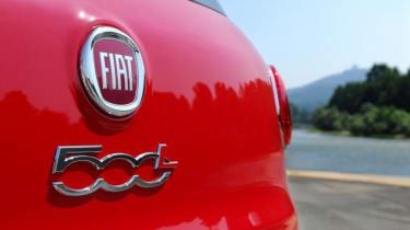 Used Fiat 500L - rear badge