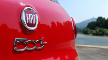 Used Fiat 500L - rear badge