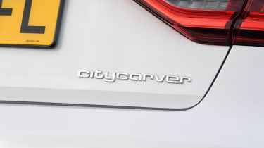 Audi A1 Citycarver - Citycarver badge