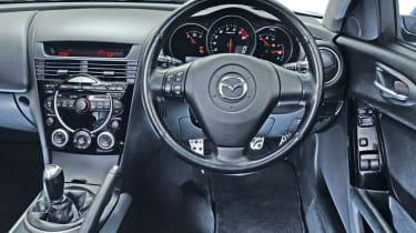 Mazda RX-8 interior