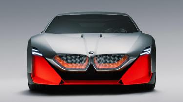 BMW Vision M NEXT concept - studio full front