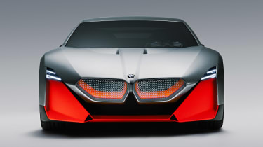 BMW Vision M NEXT concept - studio full front