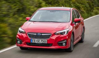 Subaru Impreza 2017 - front