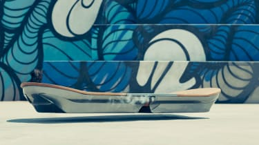 Lexus hoverboard - rider less shot
