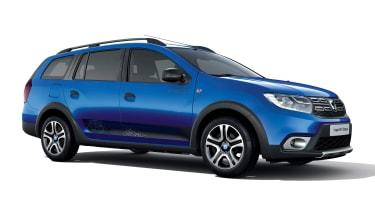 Dacia Logan MCV SE Twenty - front