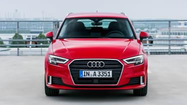 Audi A3 Sportback - full front static